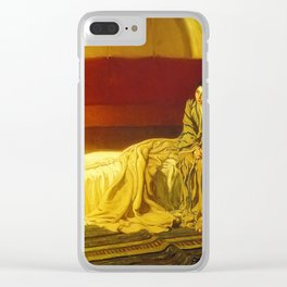 Henry Ossawa Tanner The Annunciation Clear iPhone Case