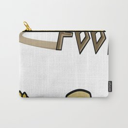 Fast-Food-Tee Carry-All Pouch