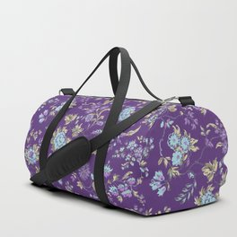 plum liberty Duffle Bag