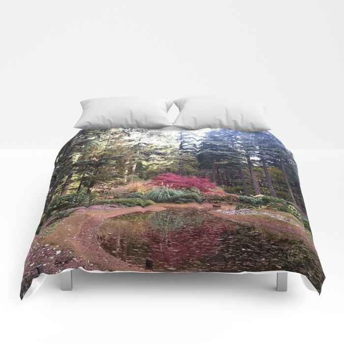 Sacred Grove Comforters
