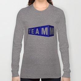 Team cubes Long Sleeve T-shirt