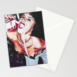 Milk is Sexy Stationery Cards