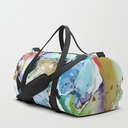Animal painting Duffle Bag