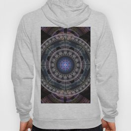 Modern mandala with tribal patterns Hoody