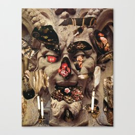 Glutton Canvas Print