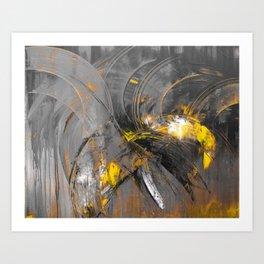 Painting 72 Art Print