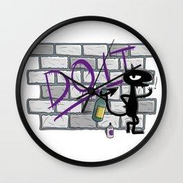 Do it wall Wall Clock