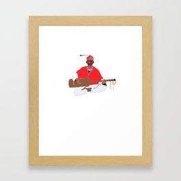 HandWork Framed Art Print