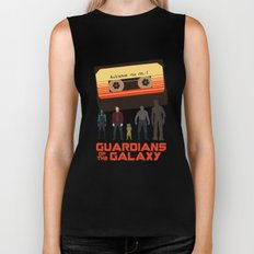 GUARDIANS OF THE GALAXY Biker Tank