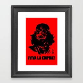 Viva la Empire! Framed Art Print
