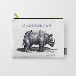 Rinoceros Carry-All Pouch