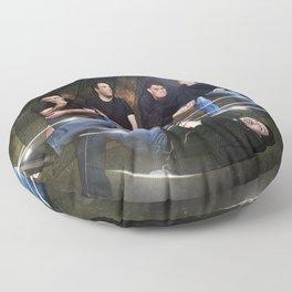 The Scrap Pack Floor Pillow