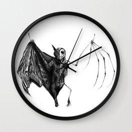 Half The Bat I Used To Be Wall Clock