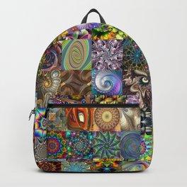 Fractals Montage Backpack