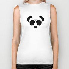 Panda Eyes Biker Tank