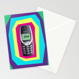 Carte Postale - JTM sur un Nokia Stationery Cards