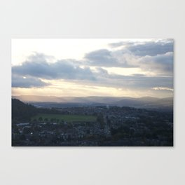Dundee Law 2 Canvas Print