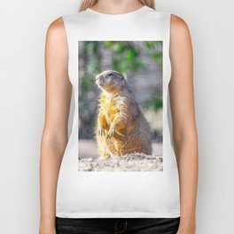 The Good Gopher Biker Tank