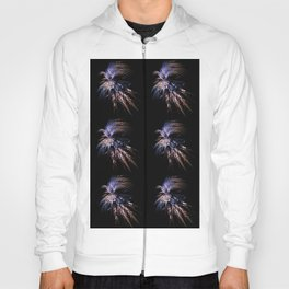 Feather firework Hoody