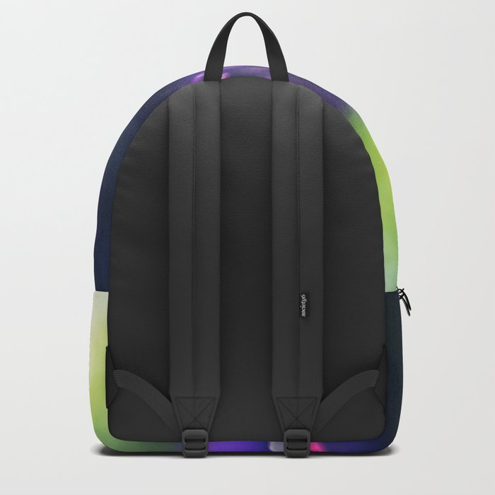 Passing By Backpack