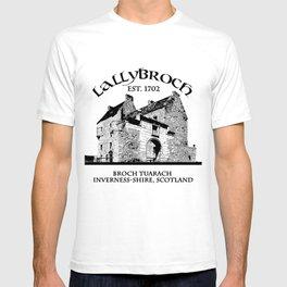 Lallybroch Outlander T-shirt