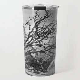 Barren Tree Travel Mug