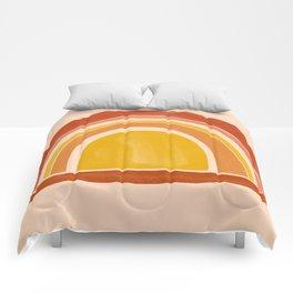 autumn sunshine 2 Comforters