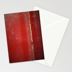 Red Plate Stationery Cards