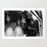 Reynold's Stars Art Print