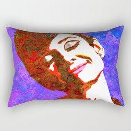 Audrey Hepburn (4) Rectangular Pillow