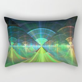 Native American Wi-Fi Rectangular Pillow