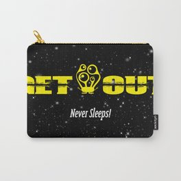 GETOUT Never Sleeps Carry-All Pouch