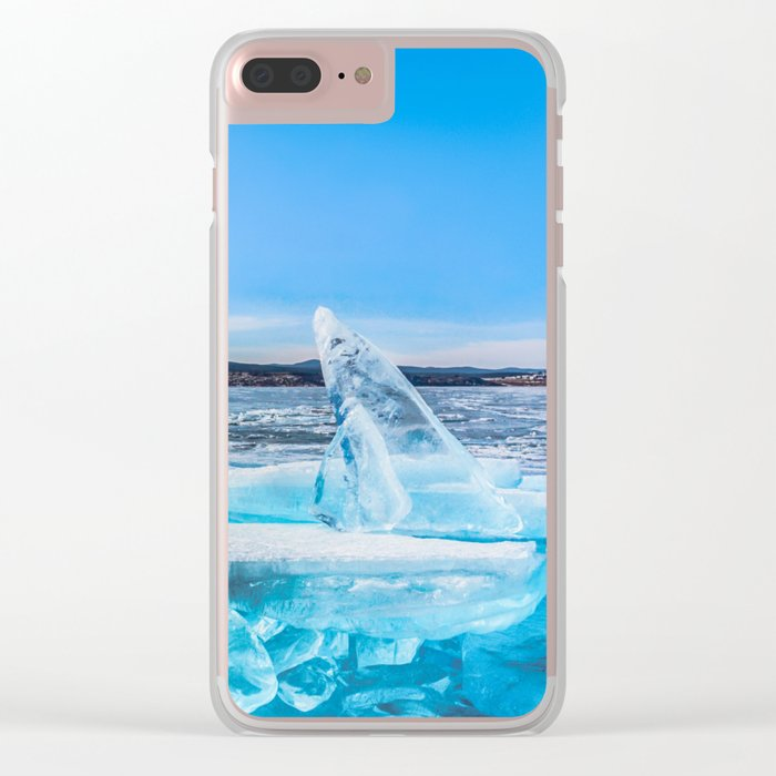 Treasure of Baikal Clear iPhone Case