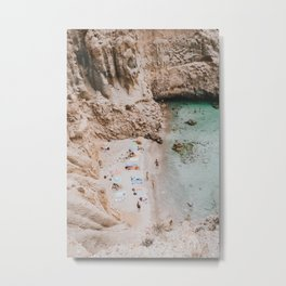 summer coast xi Metal Print
