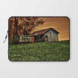 Barn on the Hill Laptop Sleeve