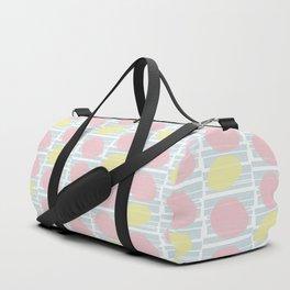 Pastel Vibes #society6 #abstractart Duffle Bag