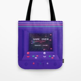 INSERT COIN Tote Bag
