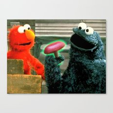 Yum Canvas Print