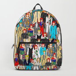 Bowie-A-Thon Backpack
