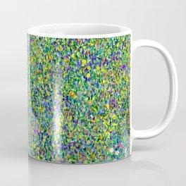 Gustav Klimt Rosebushes Under Trees Coffee Mug