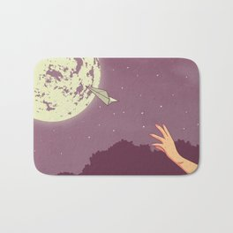 Everything's Alright Bath Mat