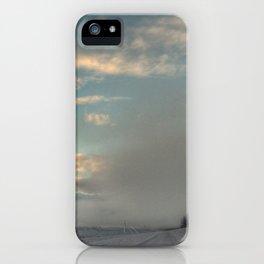Fog Highway iPhone Case