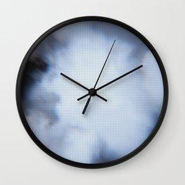 Fog Wall Clock