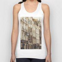 london Tank Tops featuring London  by Nina's clicks