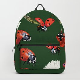 Ladybug flight Backpack
