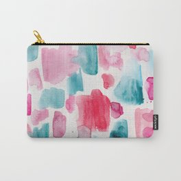 9 | 200130 | Watercolor Painting | Abstract Art | Abstract Pattern | Watercolor Art Carry-All Pouch