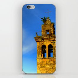 Arms Tower of David City iPhone Skin