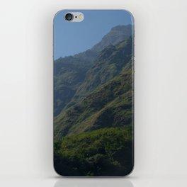 Lush Scenery Ghasa to Tatopani iPhone Skin