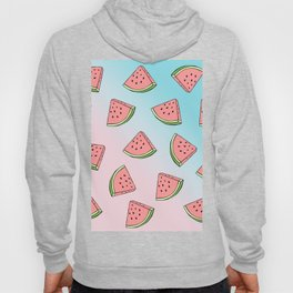 Summer colorful watermelon pattern Hoody