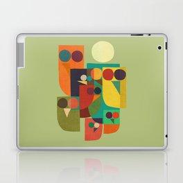 Owl squad Laptop & iPad Skin